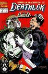 Cover for Deathlok (Marvel, 1991 series) #6 [Direct]