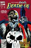 Cover for Deathlok (Marvel, 1991 series) #7 [Direct]