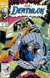 Cover for Deathlok (Marvel, 1991 series) #8 [Direct]