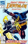 Cover for Deathlok (Marvel, 1991 series) #10 [Direct]