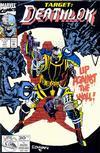 Cover for Deathlok (Marvel, 1991 series) #11 [Direct]