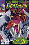 Cover for Deathlok (Marvel, 1991 series) #13 [Direct]