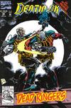 Cover for Deathlok (Marvel, 1991 series) #16 [Direct]
