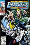 Cover for Deathlok (Marvel, 1991 series) #17 [Direct]
