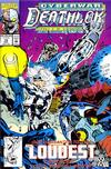 Cover for Deathlok (Marvel, 1991 series) #18 [Direct]
