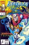 Cover for Deathlok (Marvel, 1991 series) #22