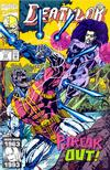 Cover for Deathlok (Marvel, 1991 series) #23