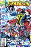 Cover for Deathlok (Marvel, 1991 series) #25