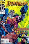 Cover for Deathlok (Marvel, 1991 series) #27