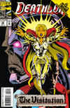 Cover for Deathlok (Marvel, 1991 series) #28