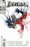 Cover for Deathlok (Marvel, 1991 series) #29