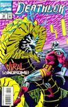 Cover for Deathlok (Marvel, 1991 series) #30