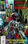Cover for Deathlok (Marvel, 1991 series) #34