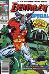 Cover for Deathlok Special (Marvel, 1991 series) #1 [Newsstand]