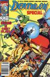Cover for Deathlok Special (Marvel, 1991 series) #2 [Newsstand]