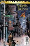 Cover for Fantastic Four: 1234 (Marvel, 2001 series) #1