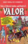 Cover for Valor (Gemstone, 1998 series) #1
