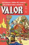 Cover for Valor (Gemstone, 1998 series) #3
