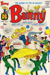 Cover for Bunny (Harvey, 1966 series) #2