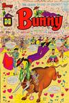 Cover for Bunny (Harvey, 1966 series) #17