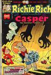 Cover for Richie Rich & Casper (Harvey, 1974 series) #2