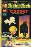 Cover for Richie Rich & Casper (Harvey, 1974 series) #5