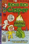 Cover for Richie Rich & Casper (Harvey, 1974 series) #43