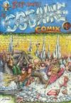 Cover for Cocaine Comix (Last Gasp, 1975 series) #2