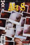 Cover for Alias (Marvel, 2001 series) #4