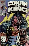 Cover Thumbnail for Conan the King (1984 series) #36 [Direct Edition]
