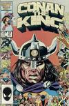 Cover for Conan the King (Marvel, 1984 series) #37 [Direct Edition]