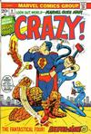 Cover for Crazy (Marvel, 1973 series) #3