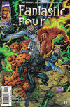 Cover for Fantastic Four (Marvel, 1996 series) #4 [Direct Edition]