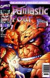 Cover Thumbnail for Fantastic Four (1996 series) #10 [Newsstand]