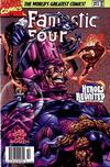 Cover Thumbnail for Fantastic Four (1996 series) #12 [Newsstand]