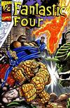 Cover for Fantastic Four (Marvel; Wizard, 1998 series) #1/2
