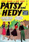 Cover for Patsy and Hedy (Marvel, 1952 series) #3