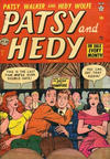 Cover for Patsy and Hedy (Marvel, 1952 series) #7