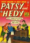Cover for Patsy and Hedy (Marvel, 1952 series) #9