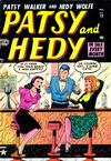 Cover for Patsy and Hedy (Marvel, 1952 series) #12