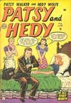 Cover for Patsy and Hedy (Marvel, 1952 series) #13