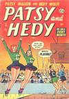 Cover for Patsy and Hedy (Marvel, 1952 series) #14