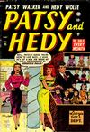 Cover for Patsy and Hedy (Marvel, 1952 series) #15