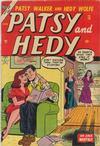 Cover for Patsy and Hedy (Marvel, 1952 series) #16