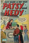 Cover for Patsy and Hedy (Marvel, 1952 series) #23