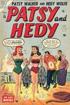 Cover for Patsy and Hedy (Marvel, 1952 series) #29