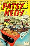 Cover for Patsy and Hedy (Marvel, 1952 series) #30