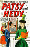 Cover for Patsy and Hedy (Marvel, 1952 series) #32
