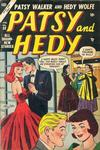 Cover for Patsy and Hedy (Marvel, 1952 series) #33