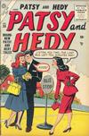 Cover for Patsy and Hedy (Marvel, 1952 series) #35